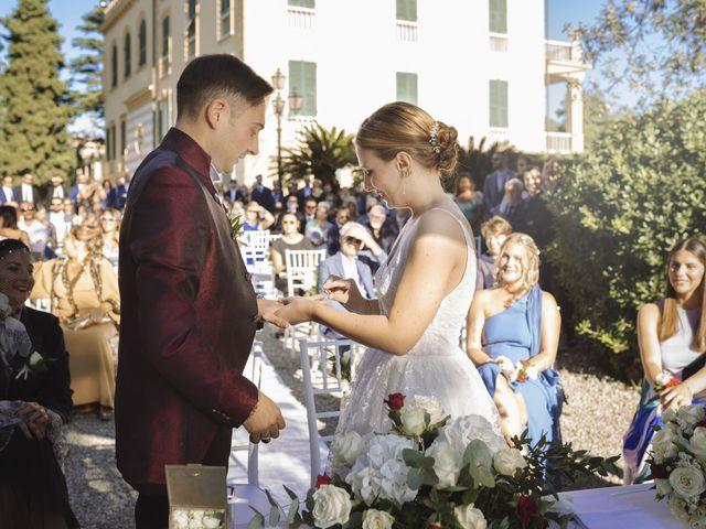 Il matrimonio di Alessandro e Martina a Lerici, La Spezia 39
