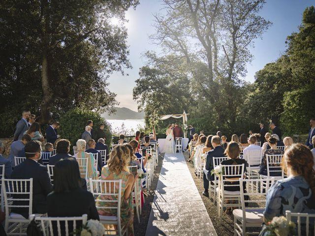 Il matrimonio di Alessandro e Martina a Lerici, La Spezia 41