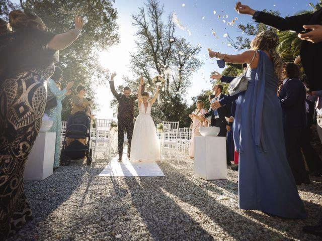 Il matrimonio di Alessandro e Martina a Lerici, La Spezia 42