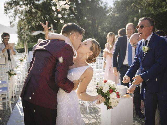 Il matrimonio di Alessandro e Martina a Lerici, La Spezia 43