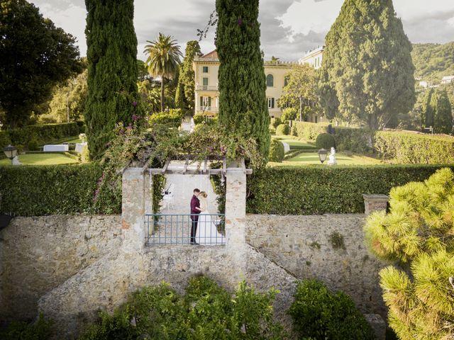Il matrimonio di Alessandro e Martina a Lerici, La Spezia 47