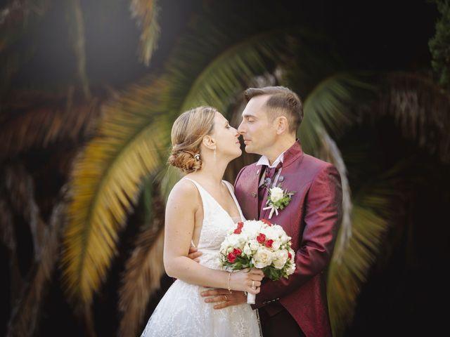 Il matrimonio di Alessandro e Martina a Lerici, La Spezia 48