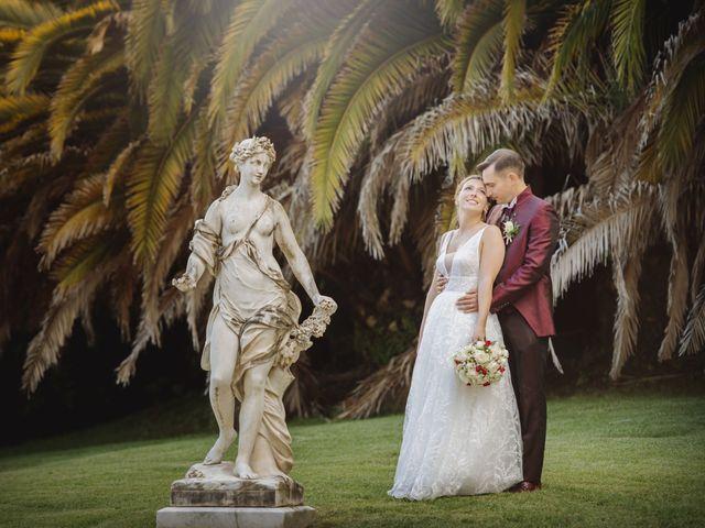 Il matrimonio di Alessandro e Martina a Lerici, La Spezia 50
