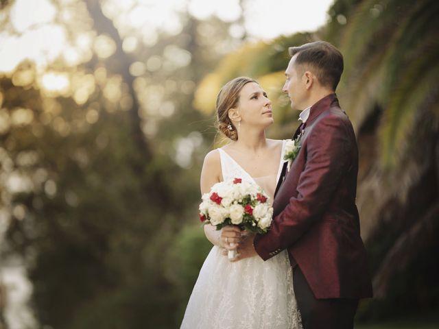 Il matrimonio di Alessandro e Martina a Lerici, La Spezia 51