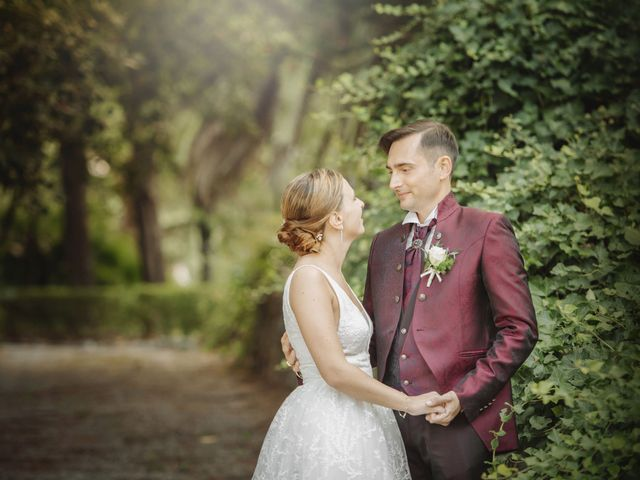 Il matrimonio di Alessandro e Martina a Lerici, La Spezia 56