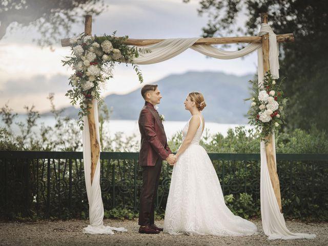 Il matrimonio di Alessandro e Martina a Lerici, La Spezia 61