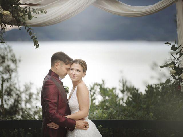 Il matrimonio di Alessandro e Martina a Lerici, La Spezia 63
