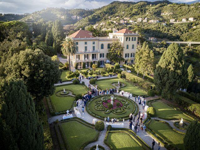 Il matrimonio di Alessandro e Martina a Lerici, La Spezia 64