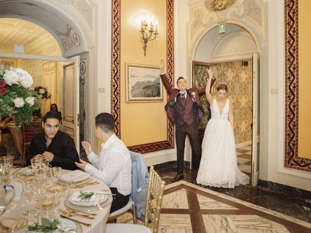 Il matrimonio di Alessandro e Martina a Lerici, La Spezia 68