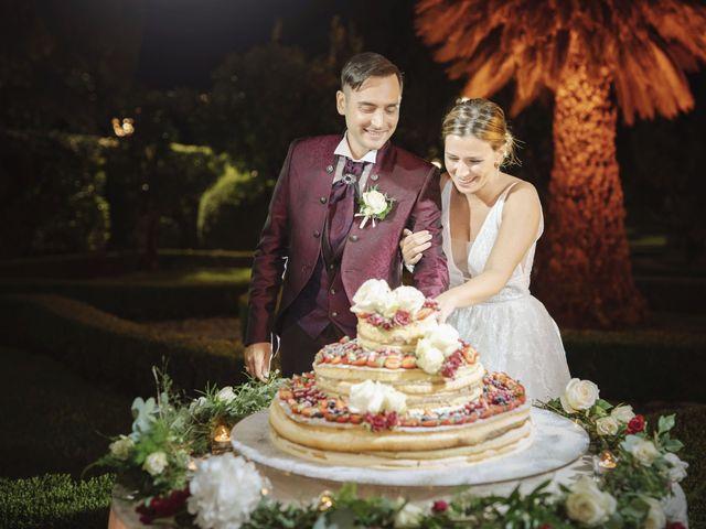 Il matrimonio di Alessandro e Martina a Lerici, La Spezia 72