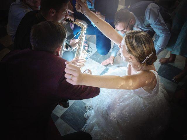 Il matrimonio di Alessandro e Martina a Lerici, La Spezia 78
