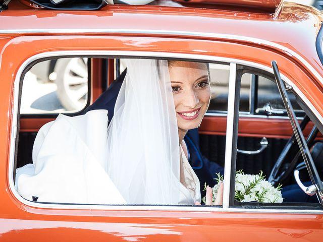 Il matrimonio di Andrea e Martina a Maser, Treviso 1