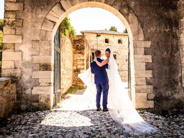 Il matrimonio di Andrea e Martina a Maser, Treviso 5