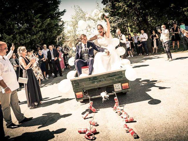 Il matrimonio di Andrea e Martina a Maser, Treviso 8