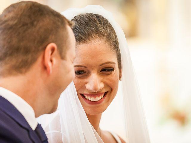 Il matrimonio di Andrea e Martina a Maser, Treviso 9