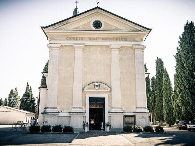 Il matrimonio di Andrea e Martina a Maser, Treviso 23