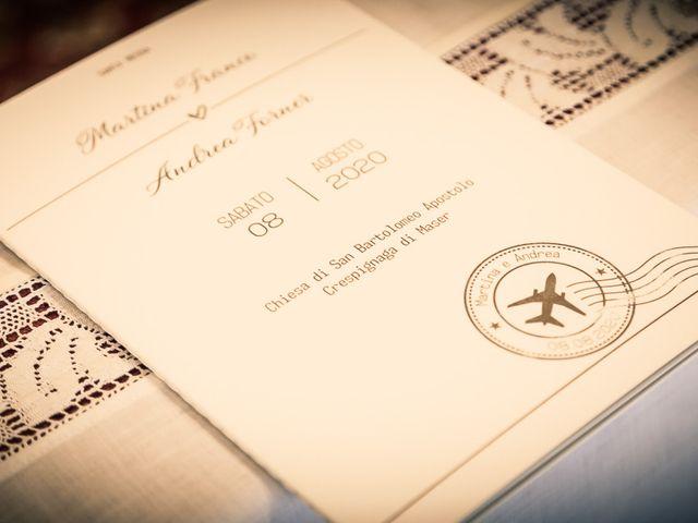 Il matrimonio di Andrea e Martina a Maser, Treviso 24