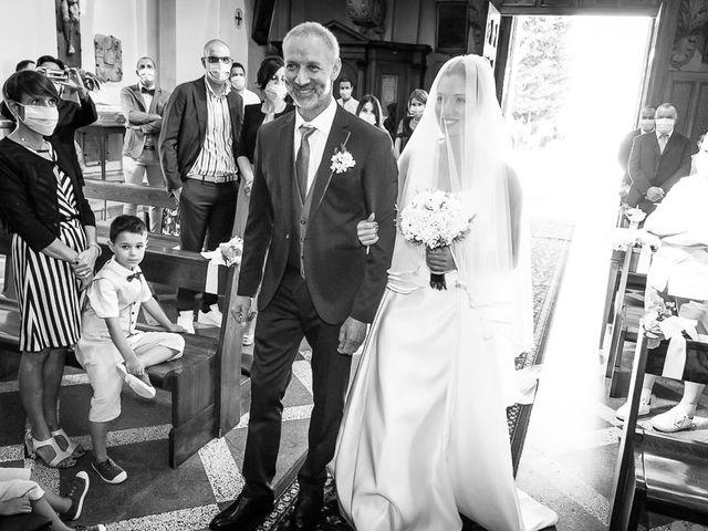 Il matrimonio di Andrea e Martina a Maser, Treviso 29