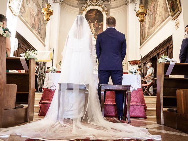 Il matrimonio di Andrea e Martina a Maser, Treviso 32