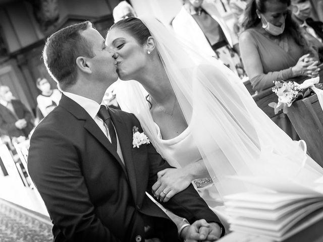 Il matrimonio di Andrea e Martina a Maser, Treviso 34
