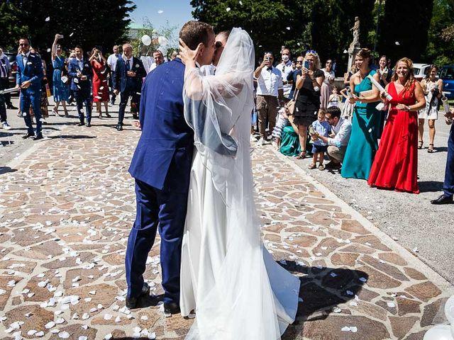Il matrimonio di Andrea e Martina a Maser, Treviso 36