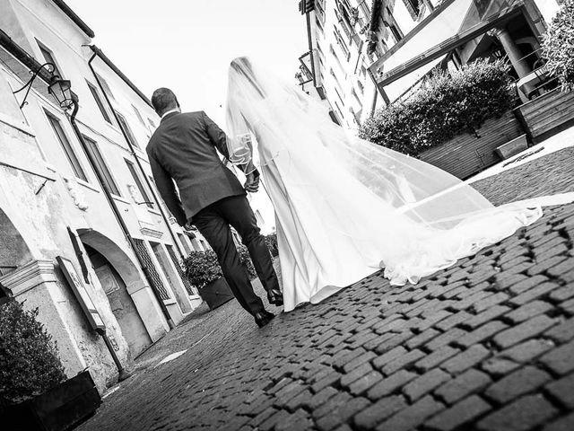 Il matrimonio di Andrea e Martina a Maser, Treviso 37