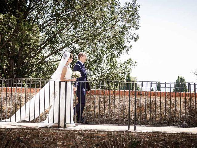 Il matrimonio di Andrea e Martina a Maser, Treviso 38