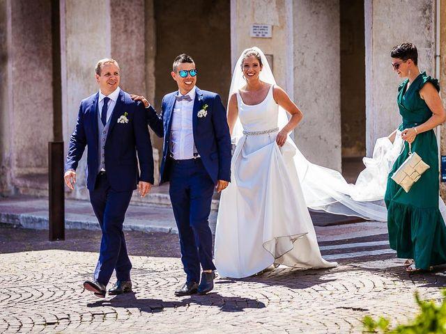Il matrimonio di Andrea e Martina a Maser, Treviso 40