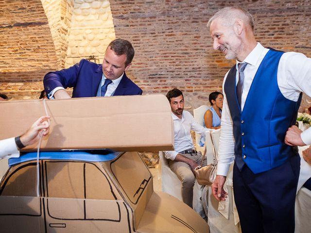 Il matrimonio di Andrea e Martina a Maser, Treviso 45