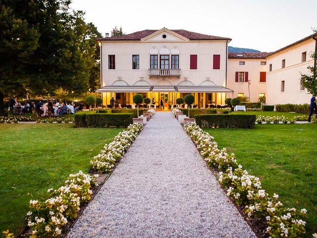 Il matrimonio di Andrea e Martina a Maser, Treviso 49