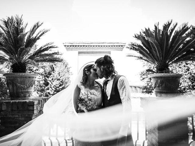 Le nozze di Patrizia e Davide