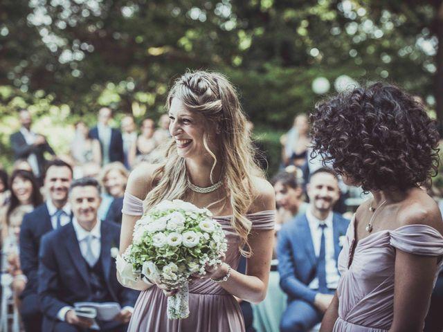 Il matrimonio di Andrea e Monica a Asti, Asti 28