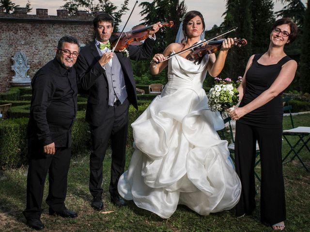 Il matrimonio di Andrea e Monica a Asti, Asti 40