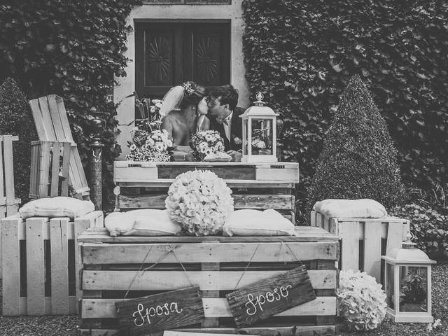 Il matrimonio di Andrea e Monica a Asti, Asti 47