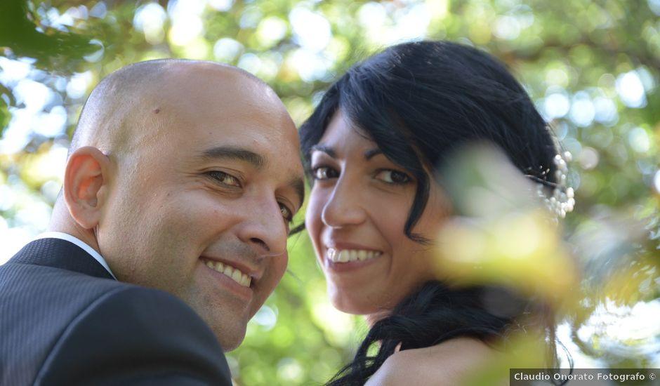 Il matrimonio di Alberto e Tamara a Savignone, Genova