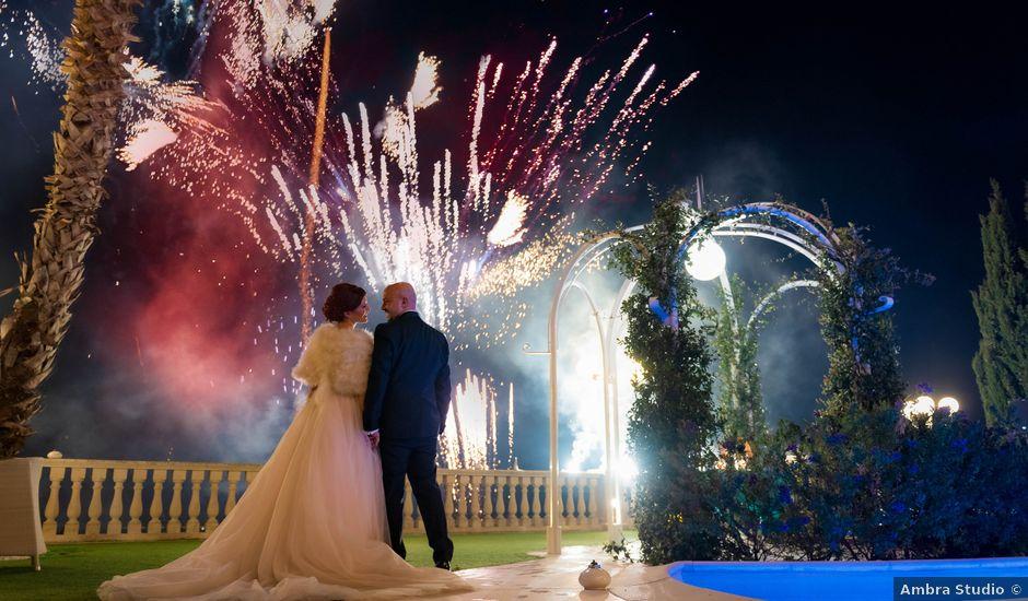 Il matrimonio di Giovanna e Andrea a Lettere, Napoli
