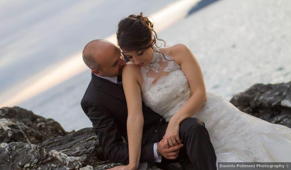 Il matrimonio di Nicoletta e Davide a Rapallo, Genova