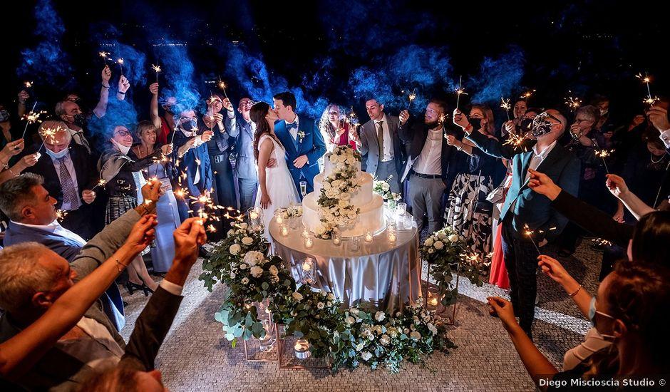 Il matrimonio di Riccardo e Giulia a Cavaglio d'Agogna, Novara
