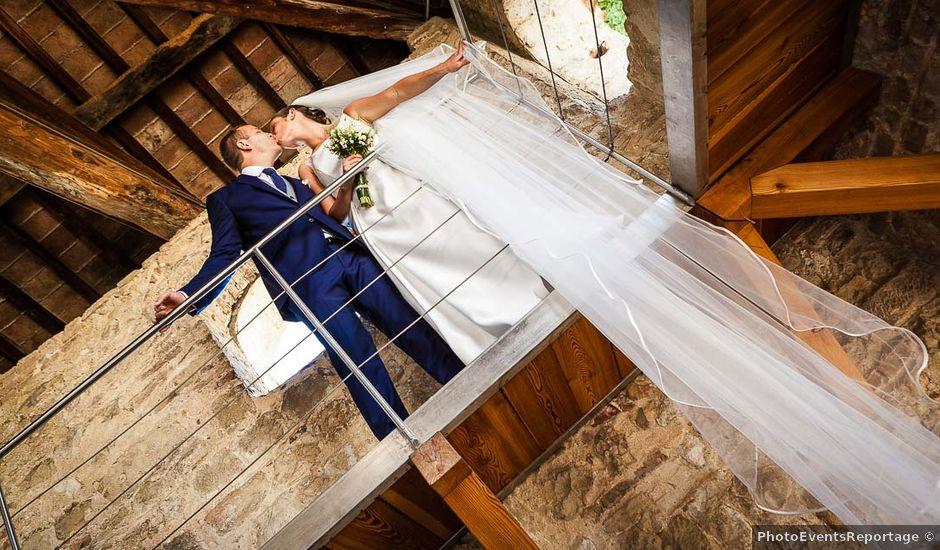 Il matrimonio di Andrea e Martina a Maser, Treviso