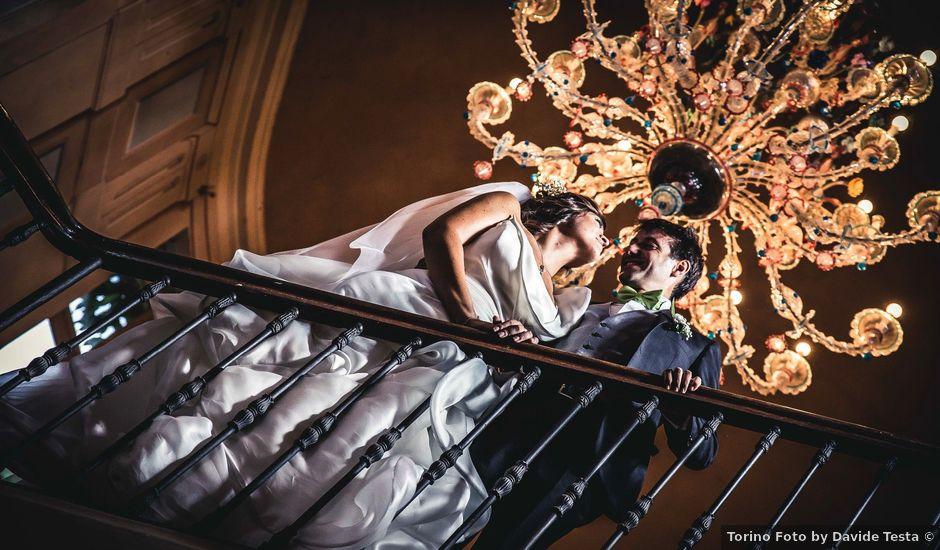 Il matrimonio di Andrea e Monica a Asti, Asti