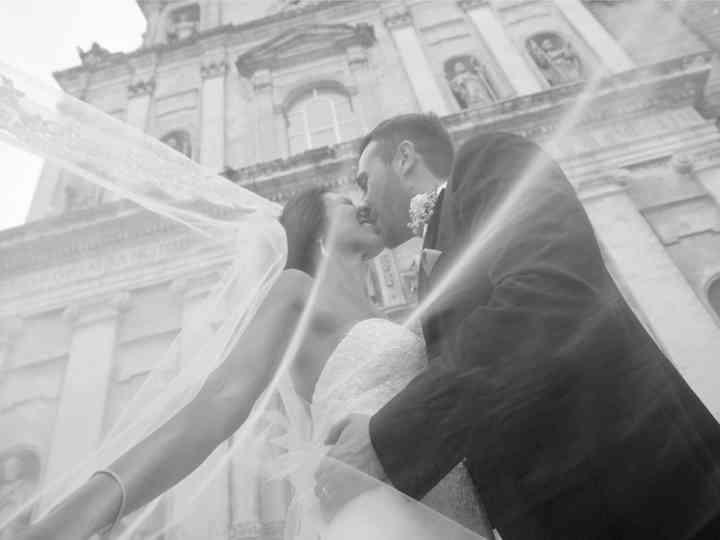 Le nozze di Serena e Nicola