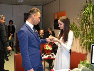 Le nozze di Sofia e Lotfi