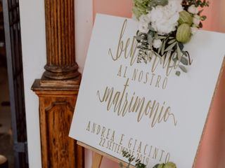 Le nozze di Andrea e Giacinto 1