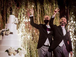 Le nozze di Andrea e Giacinto