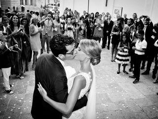 Le nozze di Ambra e Sergio