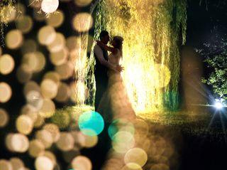 Le nozze di Monica Vicino e Andrea Curti