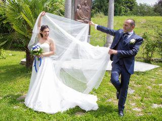 Le nozze di Marta e Antonio