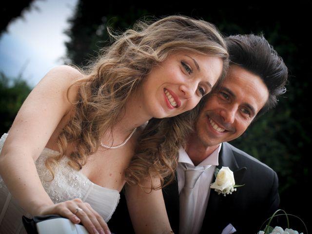 le nozze di Carlotta e Fabrizio