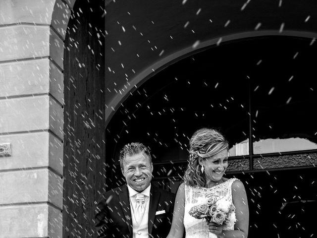 Il matrimonio di Alan e Lara a Castel San Pietro Terme, Bologna 16