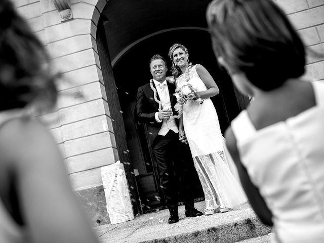 Il matrimonio di Alan e Lara a Castel San Pietro Terme, Bologna 17